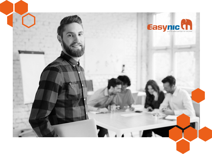 Become an Easyspace reseller with Easynic