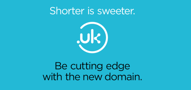 New  UK Domain Name Launched Today