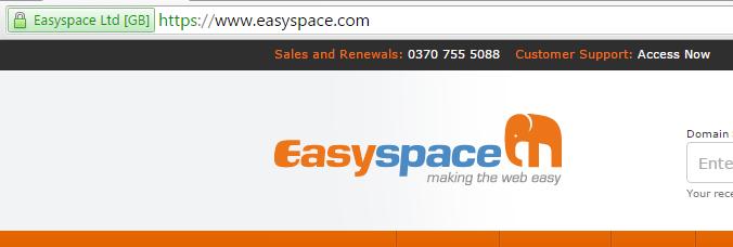 SSL-easyspace