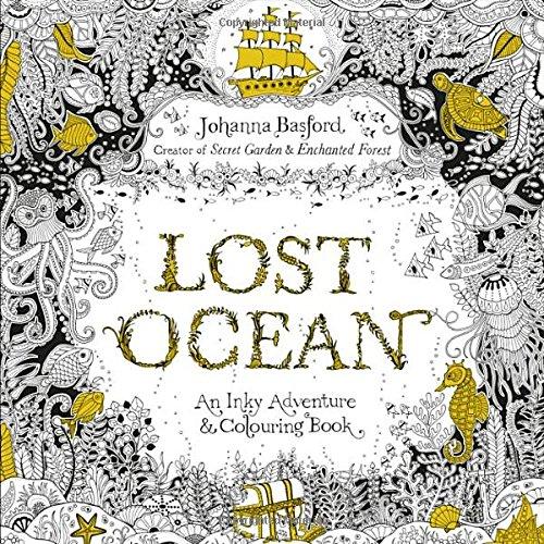 Lost Ocean Johanna Basford